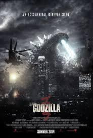 godzilla move poster